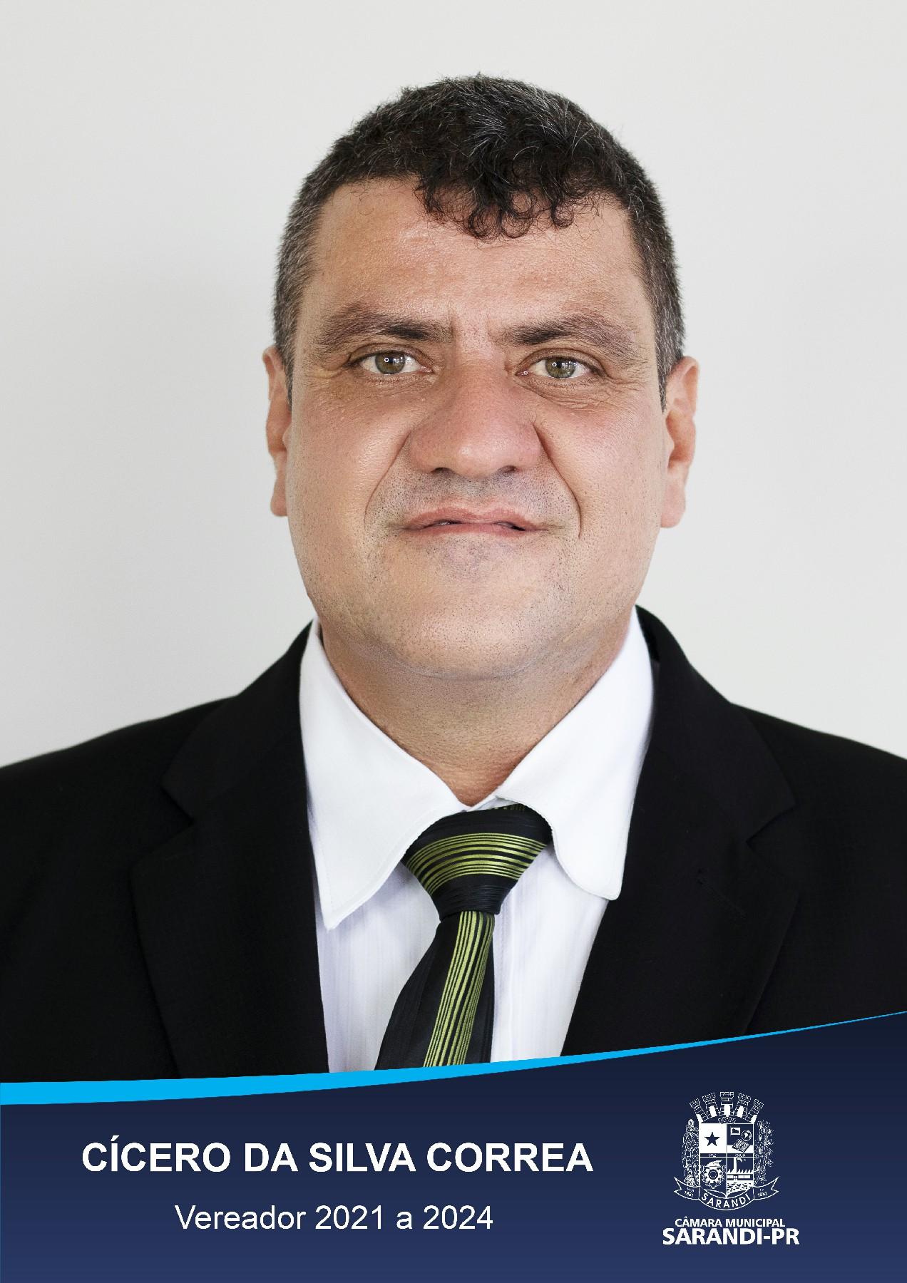 Cícero da Silva Correa - Cícero da Saúde