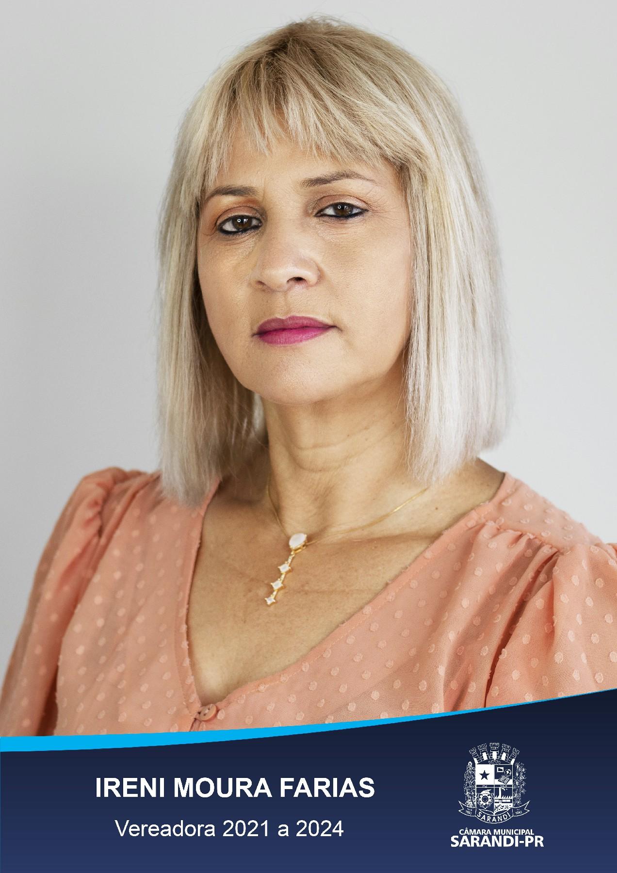 Ireni Moura Farias - Irene Moura